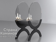 Биокамин Floor 30 Glass